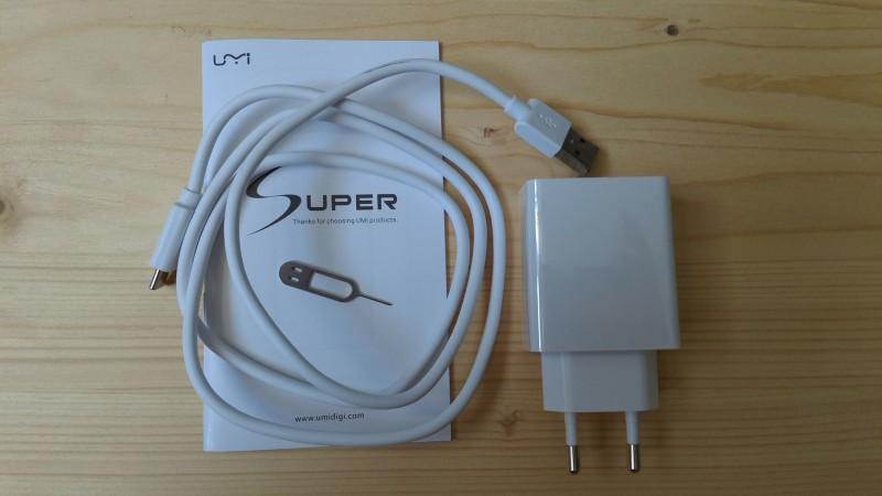 Aliexpress: Umi Super - смартфон с хорошей начинкой
