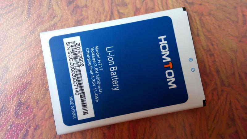 Aliexpress: HomTom HT17 - свежий хит среди бюджетников