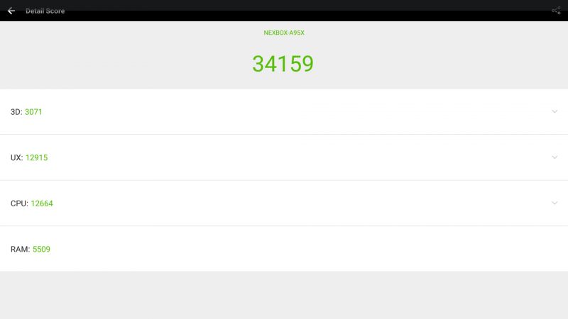 Banggood: NEXBOX A95X - TV BOX с обучаемым пультом, Android 6, 2/16Гб, Root, поддержкой 4K и Kodi