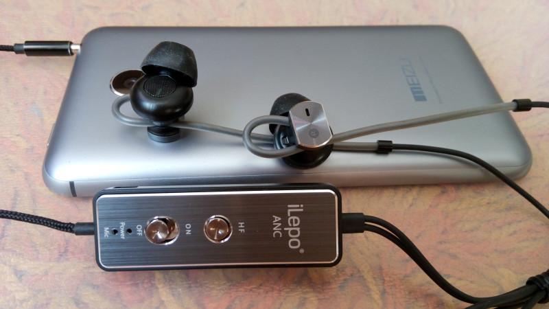 Другие - Китай: iLepo i20 - обзор Hi-Fi гарнитуры с шумоподавлением