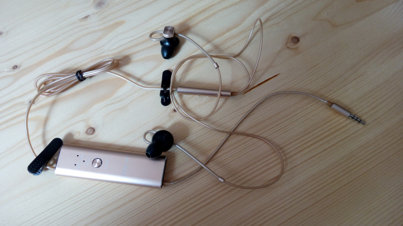Другие - Китай: iLepo i30 - Hi-Fi гарнитура с блоком эффектов
