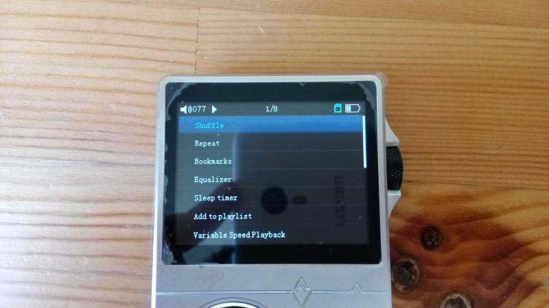 GearBest: Hi-Fi плеер Aigo 108 - лучший звук за свои деньги!