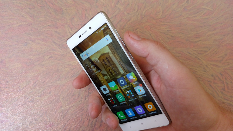 JD.com: Xiaomi RedMi 3s - новый хит от Xiaomi