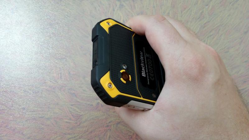 Aliexpress: Blackview BV6000s - бронефон для брутальных людей