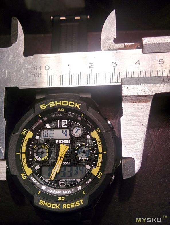 Часы S Shock Skmei инструкция на русском