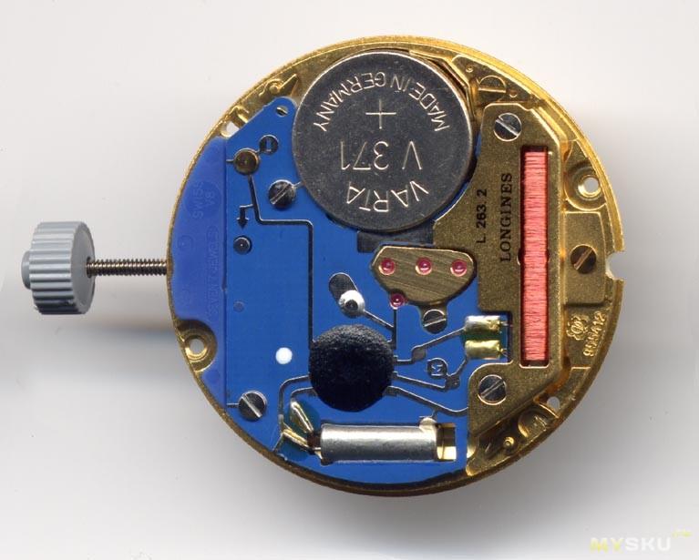 Ремонт кварцевых часов. своими руками