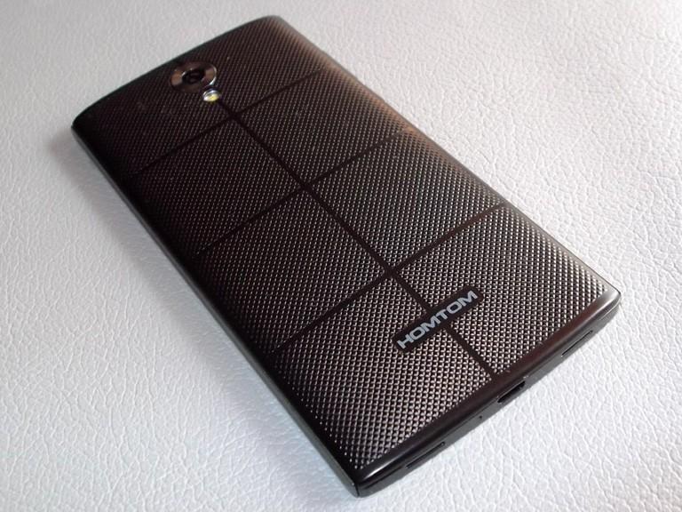 TomTop: Стильный кирпичик c большим экраном Homtom HT7 от DOOGEE за недорого.
