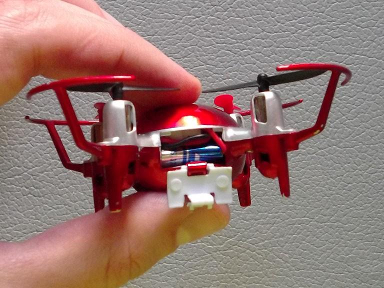 GearBest: Мой первый квадрокоптер / мини-дрон JJRC H30C со встроенной камерой за недорого.