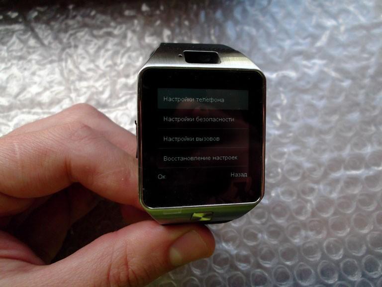 Banggood: Смарт-часы DZ09 с функцией GSM звонков почти даром.