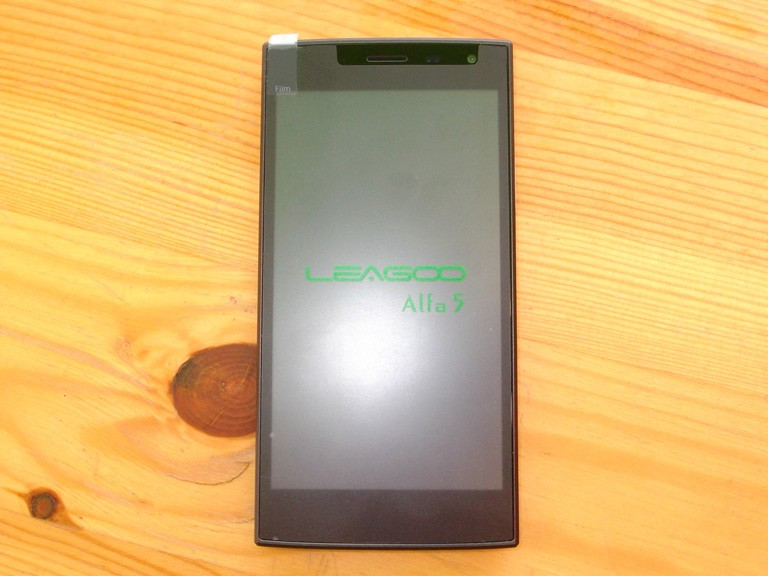 TomTop: Leagoo Alfa 5 – грамотный супербюджетник.