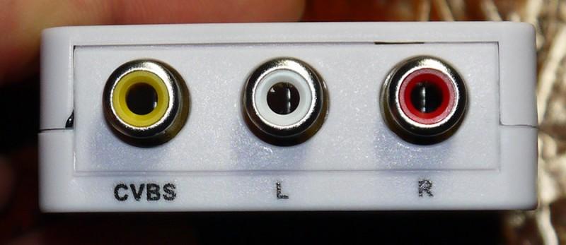 GearBest: Переходник HDMI to AV (RCA)
