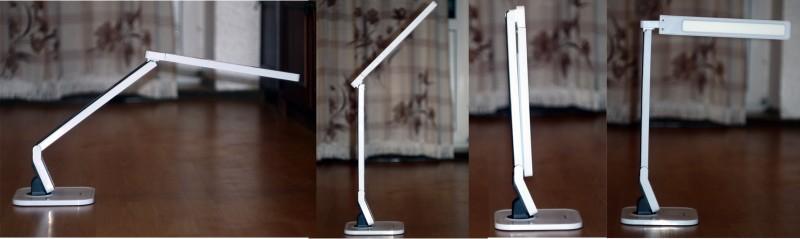 Настольные светодиодные лампы для рабочего стола: нюансы