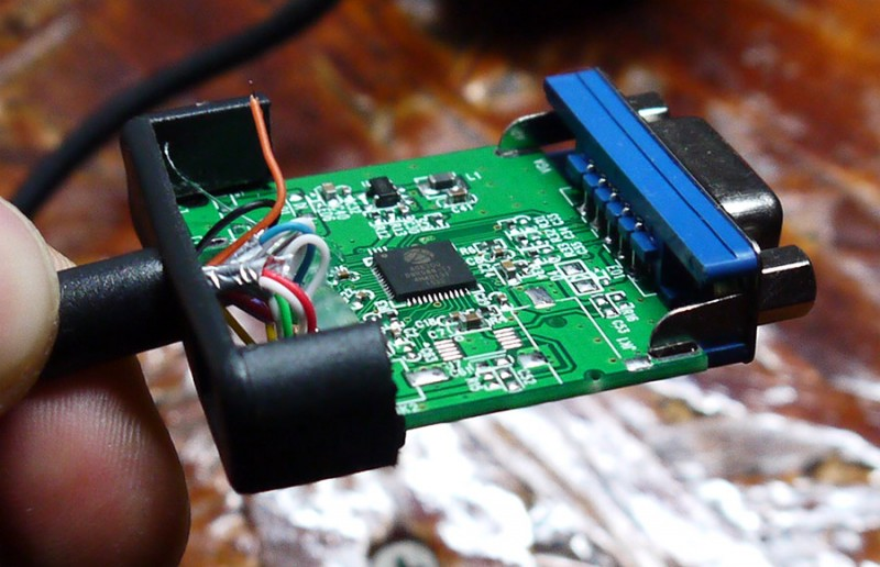 TVC-Mall: Конвертер HDMI - VGA + переходник HDMI - miniHDMI - micro HDMI
