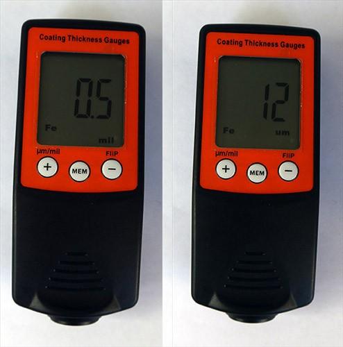 GearBest: Качественный толщиномер лакокрасочного покрытия CM8801FN
