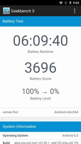 TomTop: Сбалансированный смартфон  Vernee Thor