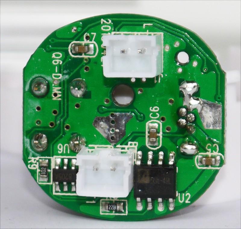 ChinaBuye: Фонарик UY-Q6  27 LED  (кемпинговый)