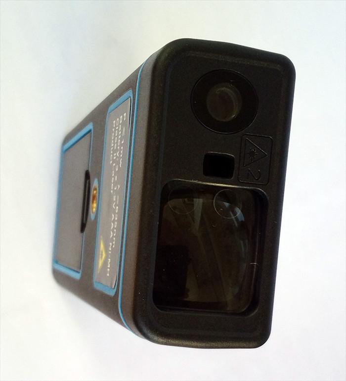 GearBest: Лазерный дальномер RZ-AS120 на 120м с цветным дисплеем и видеокамерой.