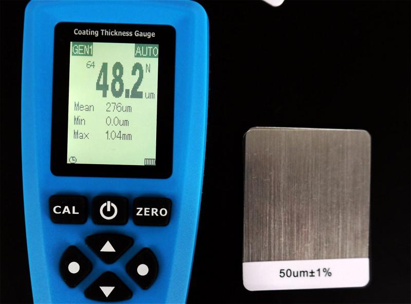 GearBest: Толщиномер лакокрасочного покрытия BSIDE CCT01