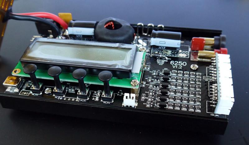 Banggood: Зарядное устройство Charsoon Antimatter 250W 10A