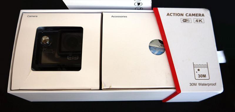 GearBest: Экшн камера Elephone EleCam Explorer Elite 4K