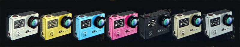 Banggood: Экшн камера EKEN H8 PRO с честным 4К видео