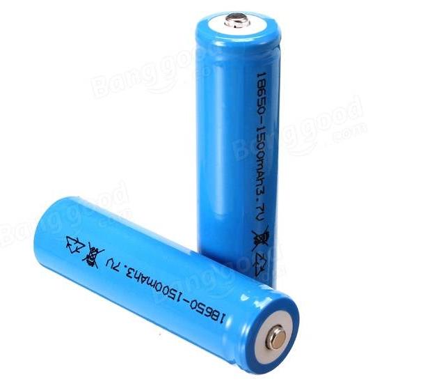 2PCS HBX 1/12 3.7V 1500mAH Li-ion Battery 18650 RC Car Part u0427u0443u043bu0430u043au043au0443u0440u0433u0430u043d u041fu043eu043au0443u043fu0430u044e u043fu043e...