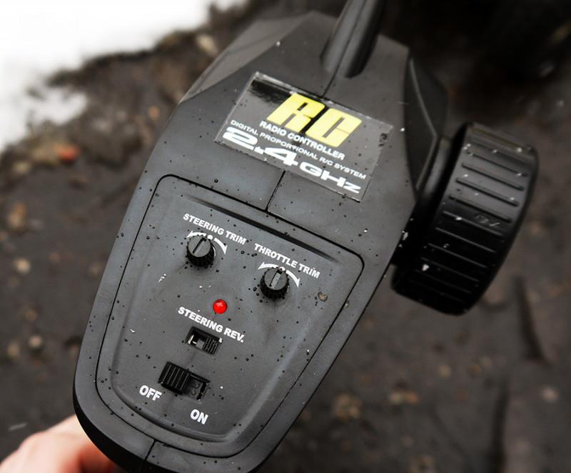 Banggood: Радиоуправляемая багги HBX 12891, 1/12, 4WD 2.4G