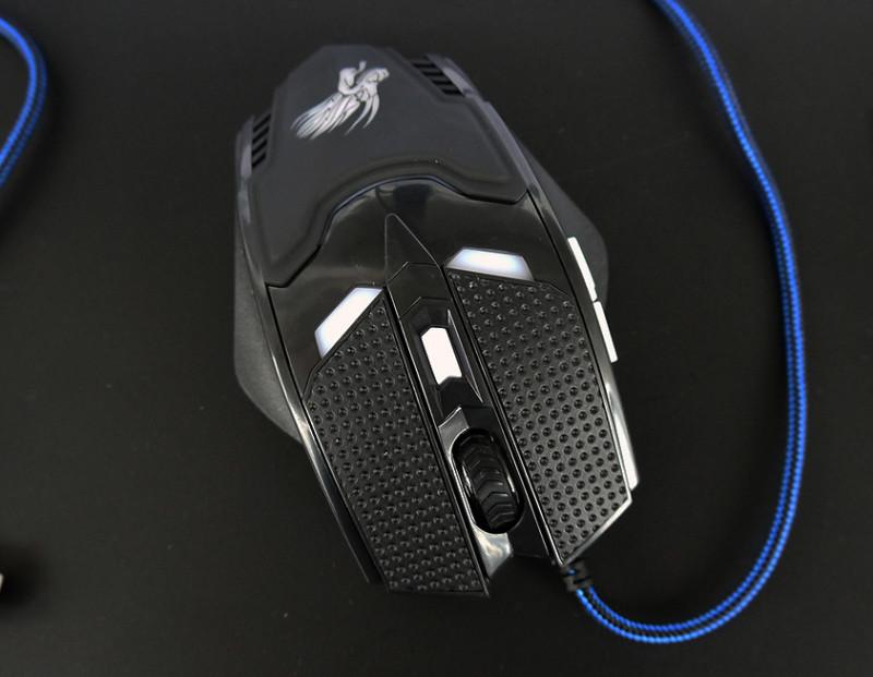 GearBest: Проводная usb мышь bEITRS X4
