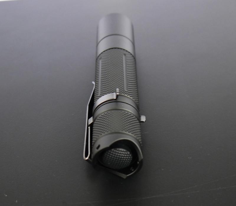 Banggood: Фонарик BLF A6 - XPL 1600lm + аккумулятор INR18650-30Q