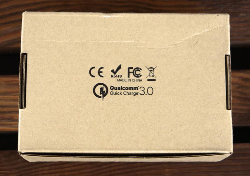 Banggood: Автомобильное зарядное устройство BlitzWolf BW-C8 с QC 3.0 33W + кабель USB