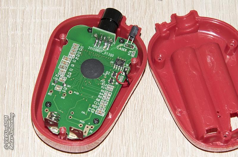 ChinaBuye: Инфракрасный бесконтактный термометр DT-300