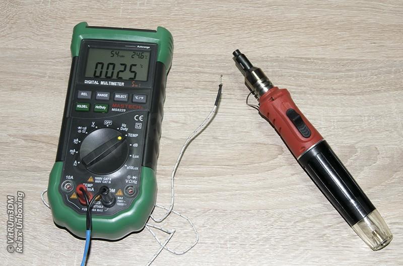 Banggood: Газовый паяльник HS-1115K