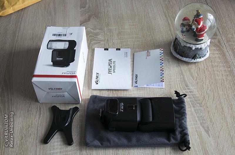 ChinaBuye: JY620 младшая модель фотовспышки для Nikon от Viltrox