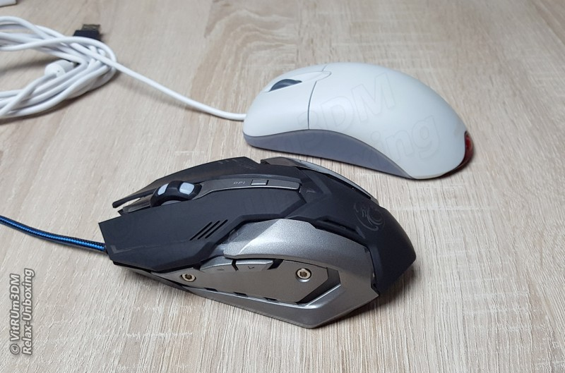 ChinaBuye: iMICE V8 - игровая мышка