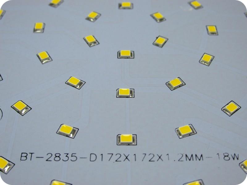 TVC-Mall: Круглая светодиодная панель
