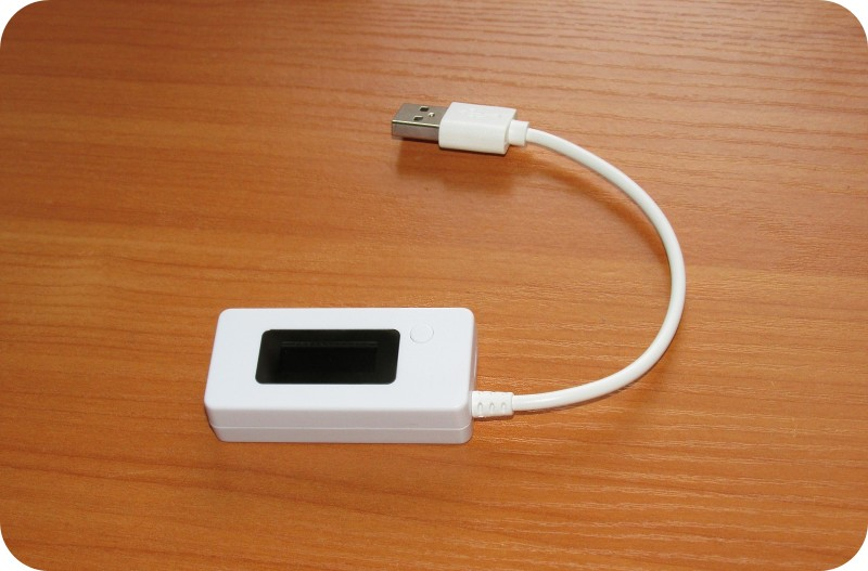 TVC-Mall: USB-тестер KCX-017