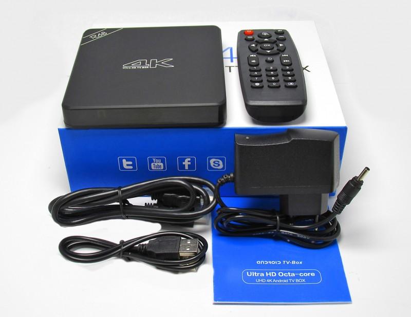 TVC-Mall: TV BOX с поддержкой 4K на android 5.1
