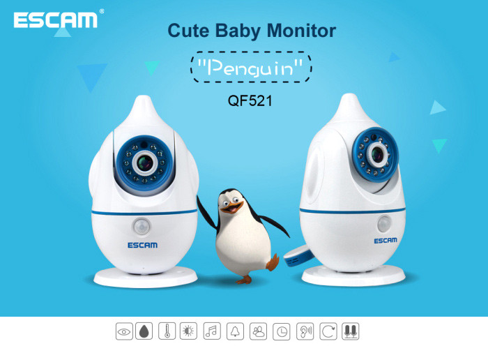 Aliexpress: IP камера - ESCAM Penguin QF521