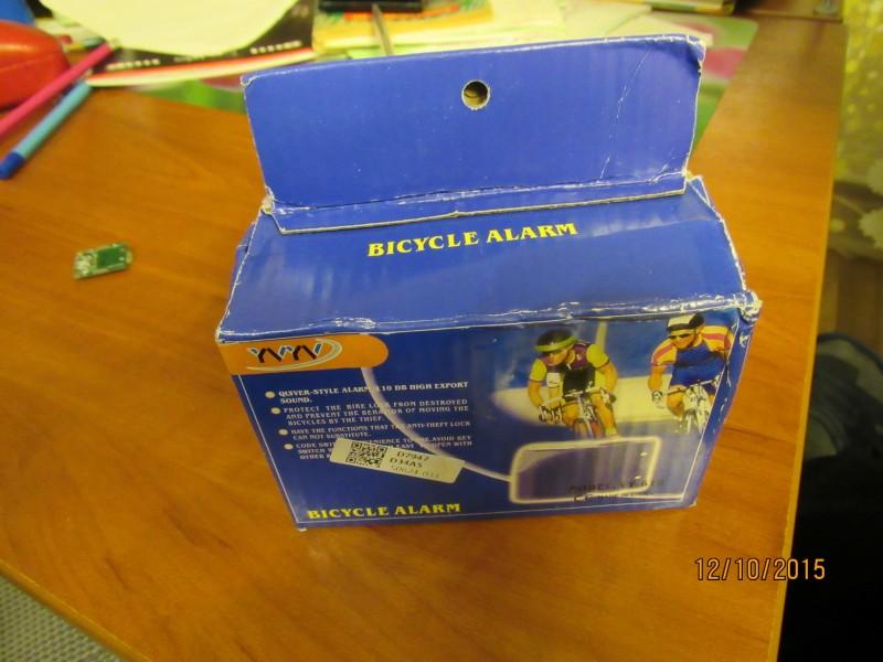 сигнализация для велосипеда инструкция - фото 11
