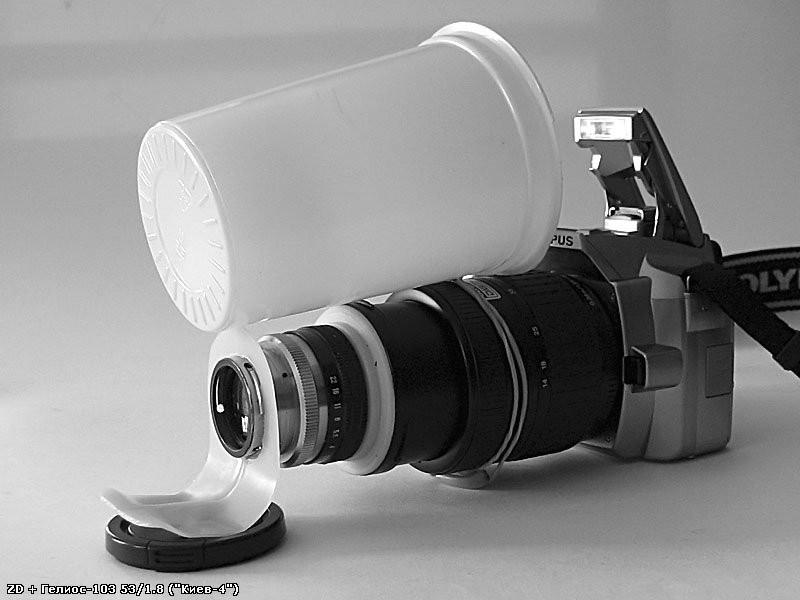 Софтбокс для фотоаппарата своими руками 4