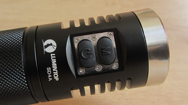 Другие - Китай: Обзор бочонка - Lumintop SD4A