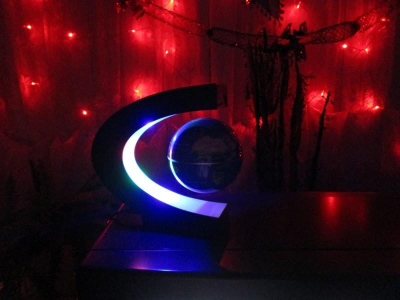 TVC-Mall: Левитационный глобус-игрушка для детей и взрослых