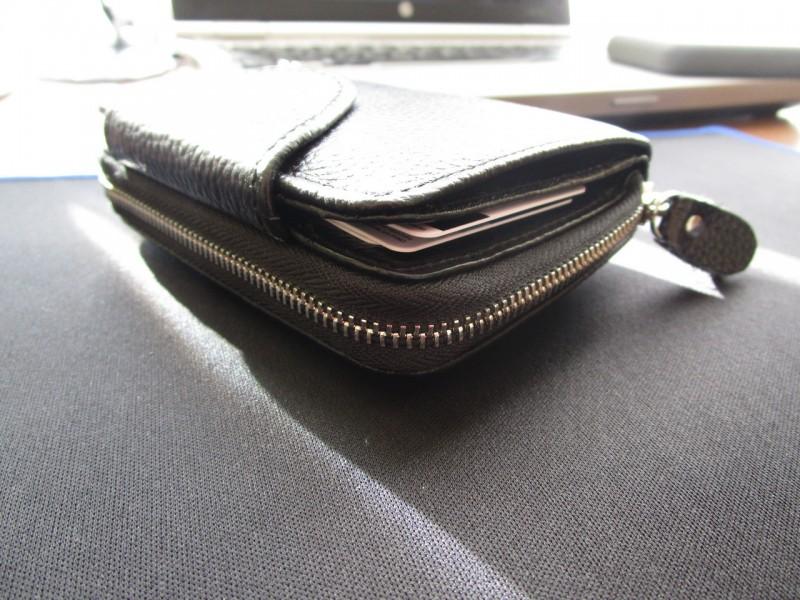 Aliexpress: Вместительный кошелек для мелочи