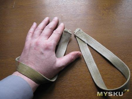 Как сделать руку тяжелую