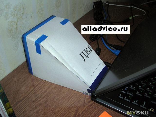 Как сделать охлаждение подставка для ноутбука своими руками