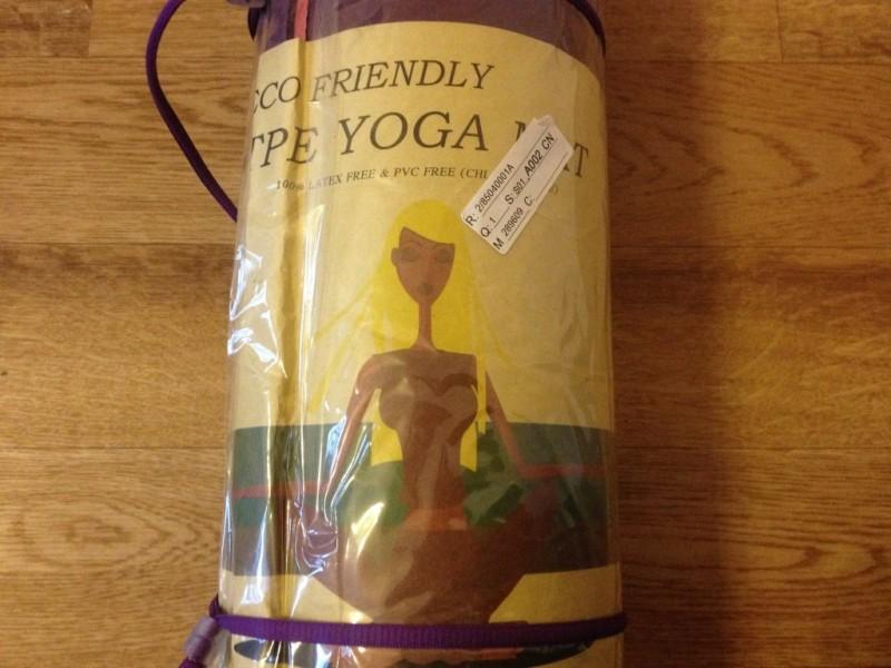 TVC-Mall: Коврик для йоги