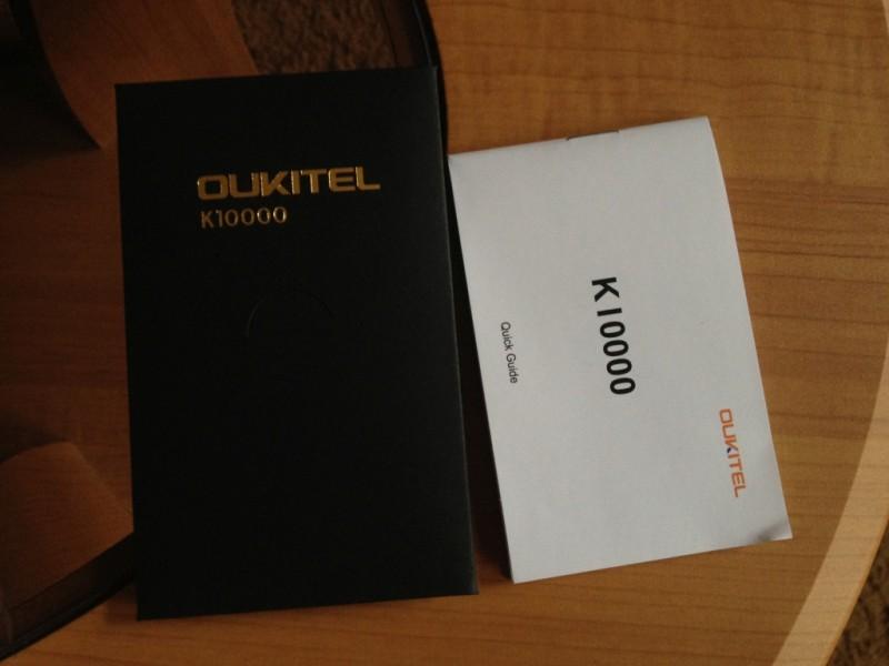 GearBest: Oukitel K10000: металлический монстр с аккумулятором на 10000mah!