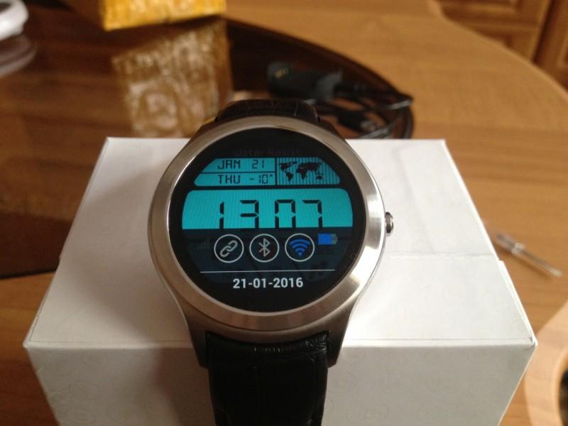 GearBest: Умные часы No.1 D5