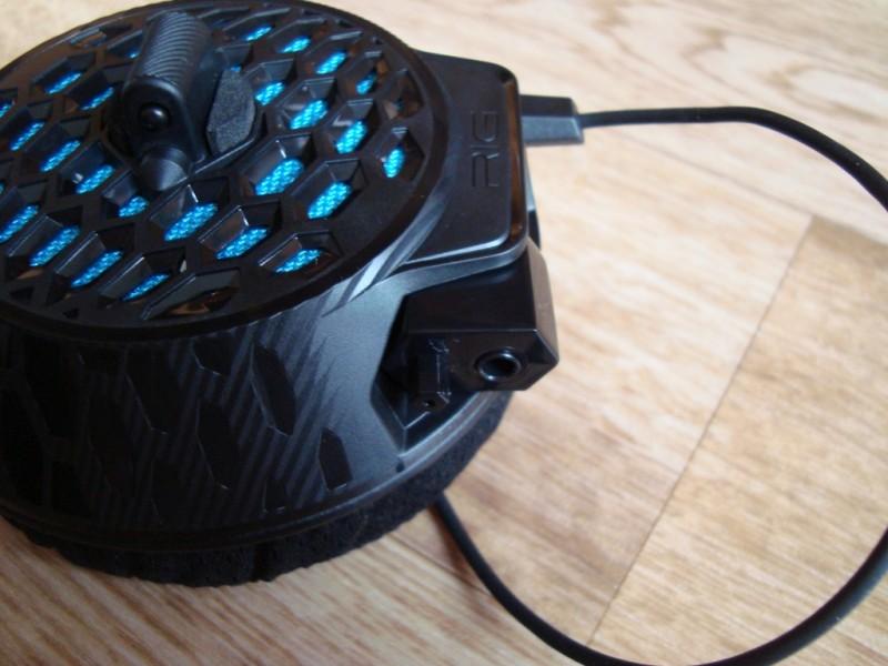 Другие - США: Plantronics RIG 500E - модульная игровая гарнитура для киберспорта