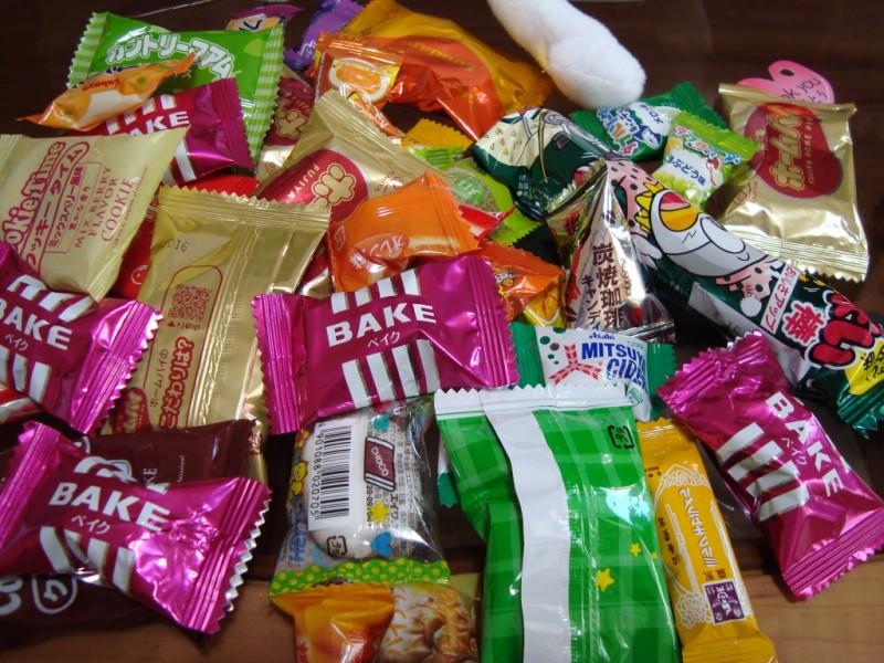 Ebay: Японские сладости